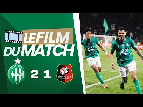 ASSE 2-1 Rennes : le film d'une qualification au Stade de France