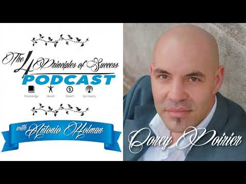 #45 – Public Speaking, Stand Up Comedy and Personal Development with Corey Poirier