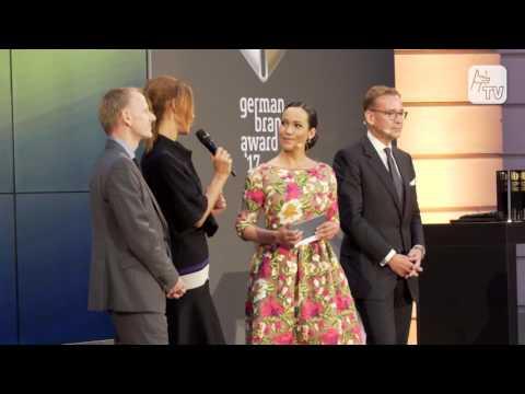 Der German Brand Award für Richard Wolf!