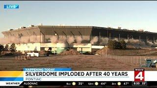 PONTIAC Silverdome Doesn
