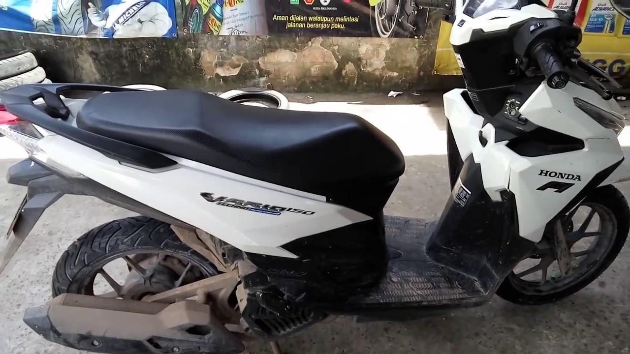 Honda Vario Techno 150 Fi Ban Depan Pakai Ukuran 90 80 14 Ban