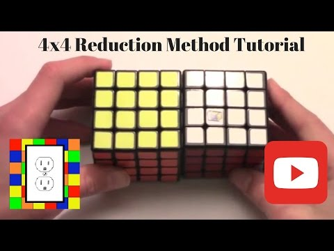 4x4 Reduction Method Tutorial - Смотреть видео