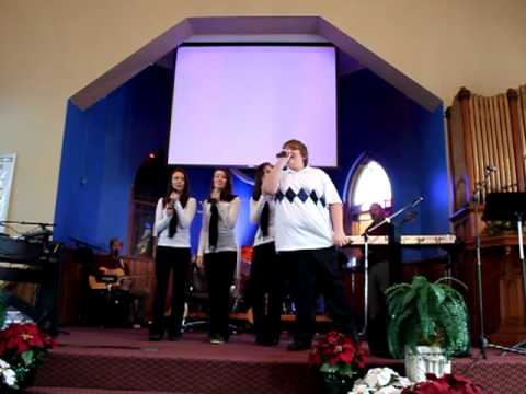 Christmas Carol of Love - Quartet - CCC Style