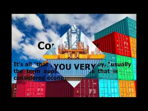 Foreing trade - Imports - Export