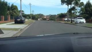 How to approach a GIVE-WAY and STOP Signs