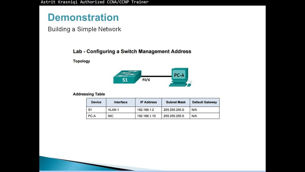 Os 2 Networking Essentials