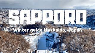 Sapporo Winter guide, Hokkaido, Japan