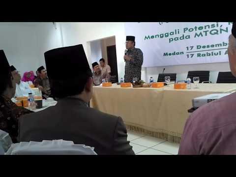 Sambutan Oleh Dr. Yusnar Yusuf, M.S.