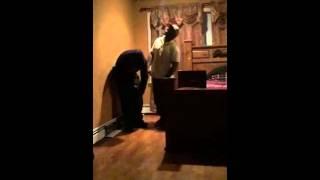 TIPPY BOYZ video shoot for freestyle to pound cake