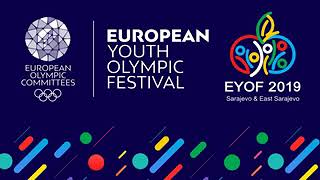 2019 European Youth Olympic Winter Festival Opening Ceremony