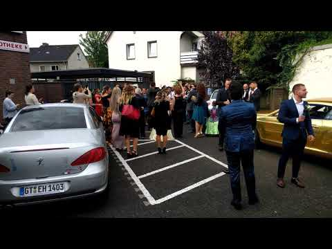 Eine Hochzeit in Rheda