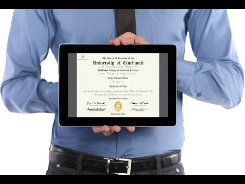 University of Cincinnati-CeDiploma