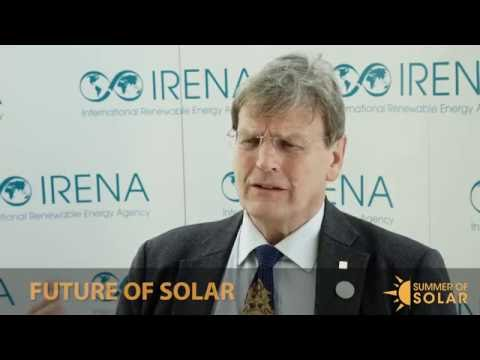 Experts discuss how solar PV is revolutionising the electricity system