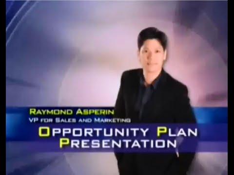 AIM Global  Opportunity Plan Presentation by John Asperin Chief Marketing Officer