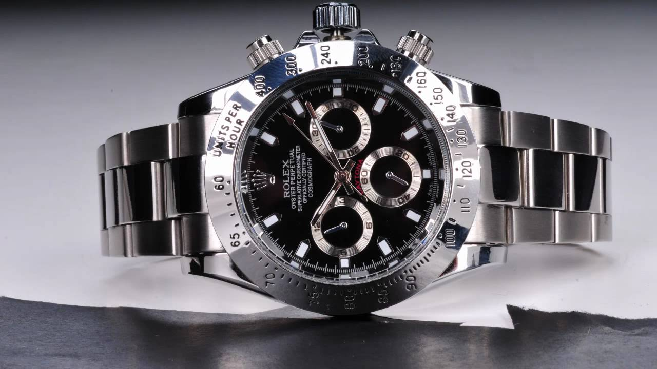 Photograph A Rolex Watch Product Photography Lighting Techniques