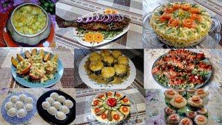15 Вкусных Рыбных Блюд на Любой Праздник !