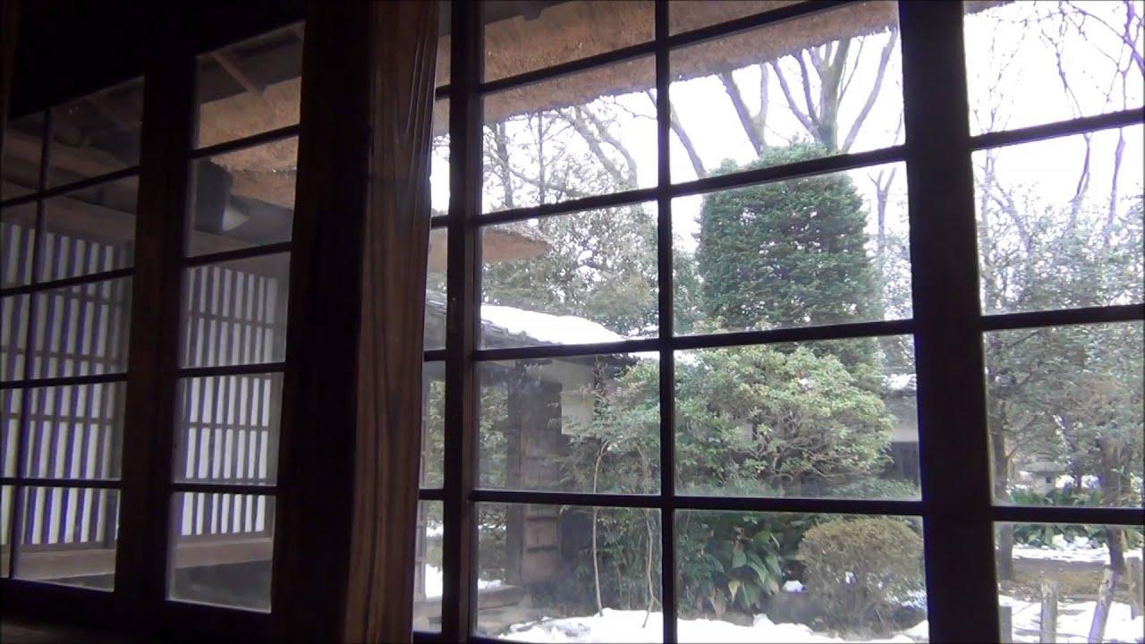 Sound Effect The Sound Of Japan Old Wooden Shops Entrance Sliding Door