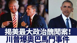 弗林案大反轉 或揭美最大政治醜聞案|新唐人亞太電視|20200516
