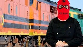 Historie pociągowe - #KOMINIARZ Z ALBANII