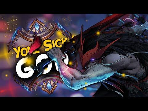 GOD LEVEL YONE MONTAGE!! // League of Legends