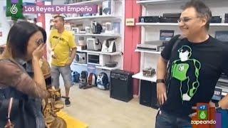 """Chimo Bayo en """"Zapeando"""" (La Sexta, 02-12-14)"""