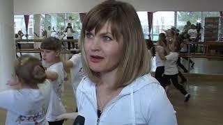 Коллектив «Стиль» готовится к Кубку главы администрации по современным танцевальным направлениям