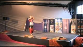 Balkan Tribal Fusion by Ajsa Samia Thumbnail
