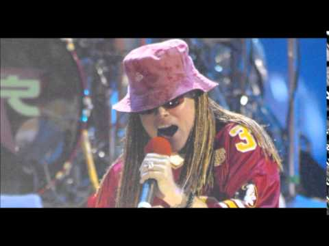 Axl Rose 2002 Radio Interview Rare