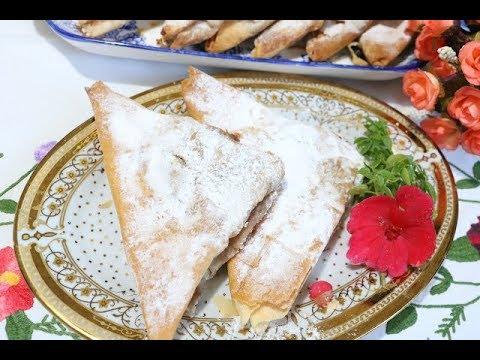 Bakina kuhinja - fini hrskavi trouglići sa tikvicama i cimetom