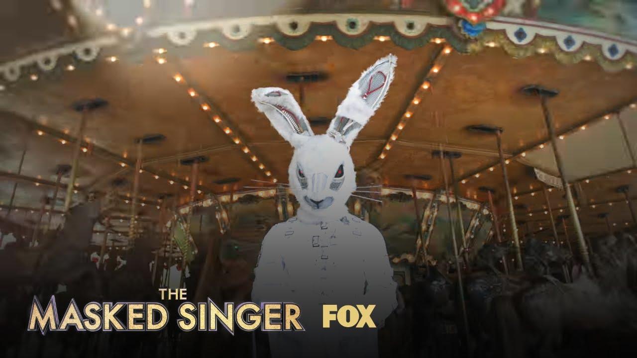 The Clues: Rabbit | Season 1 Ep. 7 | THE MASKED SINGER
