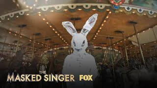 The Clues: Rabbit | Season 1 Ep. 7 | THE MASKED SINGER