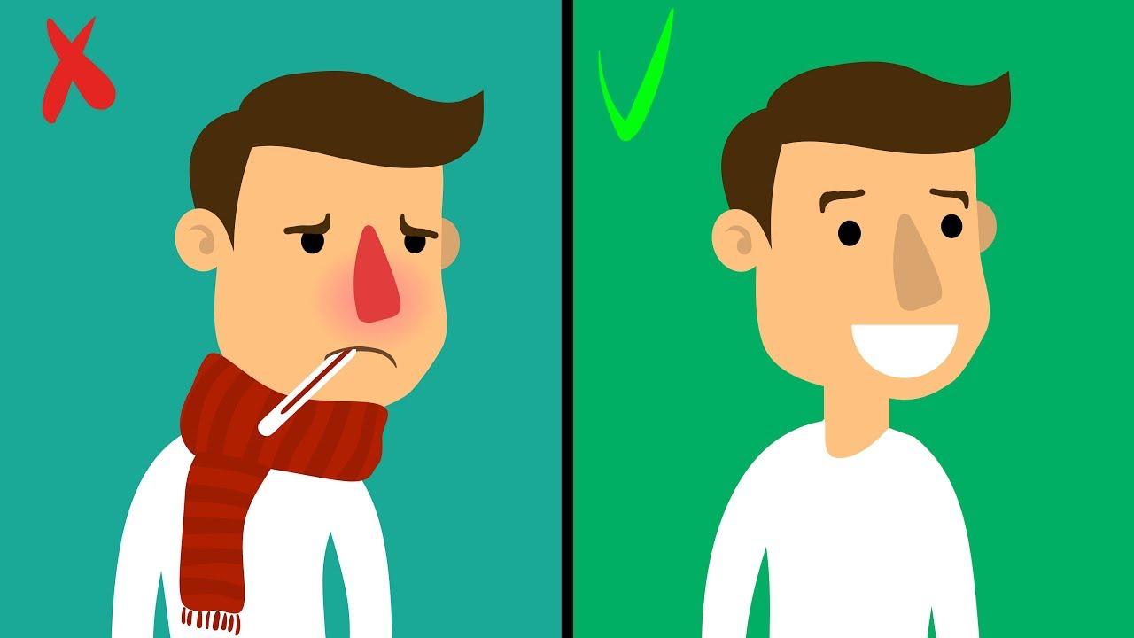 10 Ошибок в Лечении Гриппа, Которые Могут Тебя Убить!