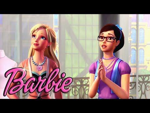 Барби сказочная страна моды мультфильм 20
