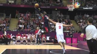 07 31 2012   2012 London Olympics   USA vs  Tunisia   Team Highlights