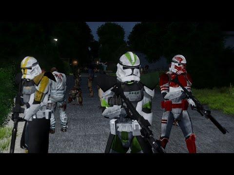 EPIC ARMA - Star Wars Zombie Escape