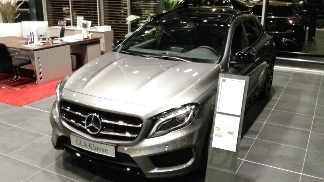 Mercedes Benz Gla 2015 In Depth Review Interior Exterior