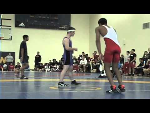 2010 Queens Open: 72 kg Gagandeep Toor vs. Adam Argue
