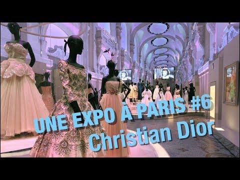 Une Expo à Paris : Christian Dior au Musée des Arts Décoratifs