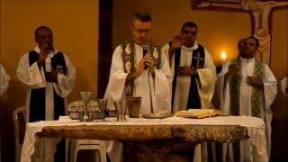 :: MISSA EM AÇÃO DE GRAÇAS AOS 20 ANOS DE MINISTÉRIO PRESBITERAL DO PÁROCO PADRE JÚLIO ::