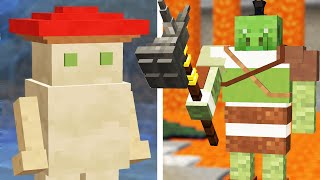 10 NEW Cave Update Mobs that Should be in Minecraft 1.17