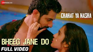 Bheeg Jane Do - Full Video   Chahat Ya Nasha   Sanjeev Kumar, Preety Sharma & Neha Bose