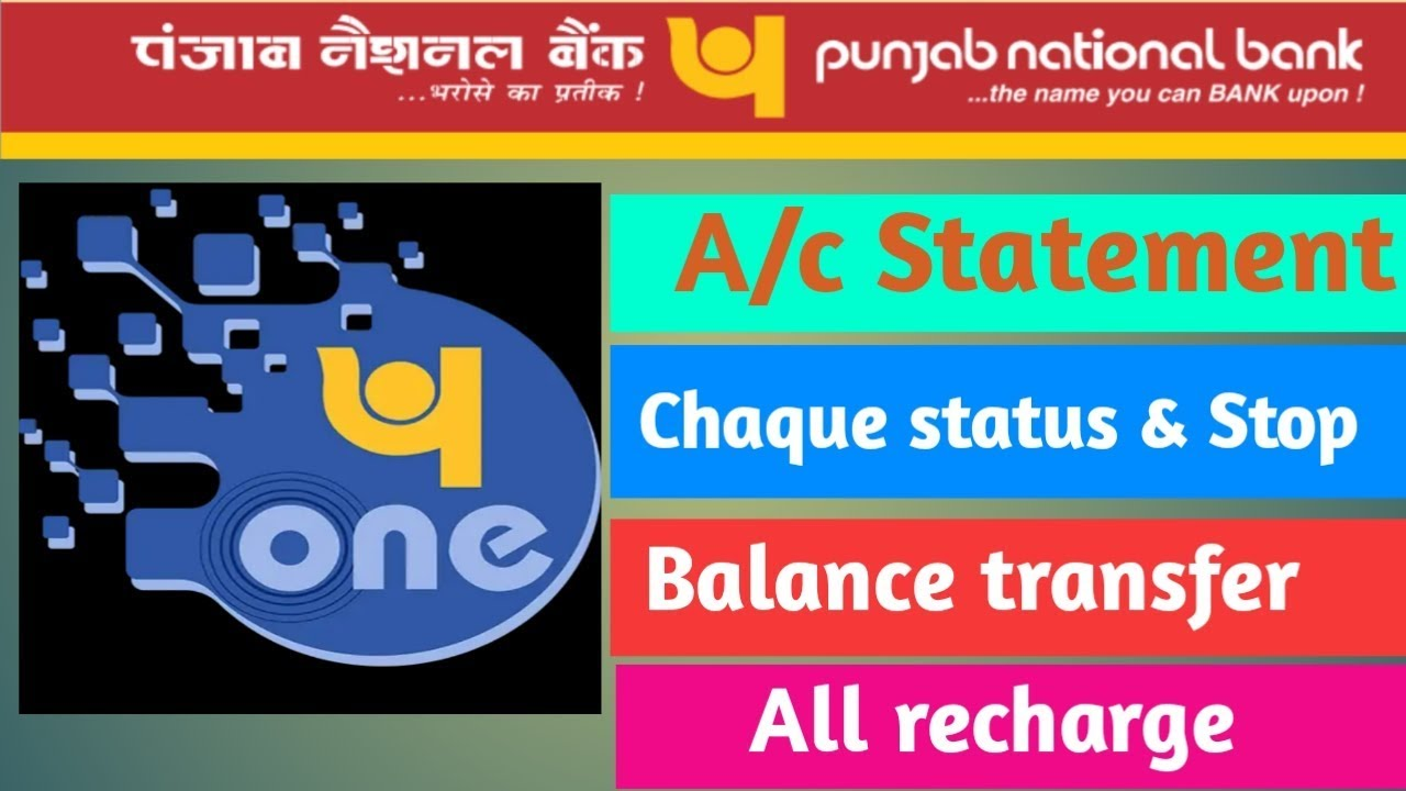 pnb online banking activation