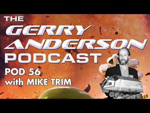 Pod 56: Mike Trim on building models from Scarlet to UFO