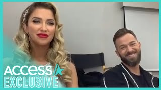 Artem Chigvintsev Says It's Hard Leaving Son & Nikki Bella For 'DWTS'
