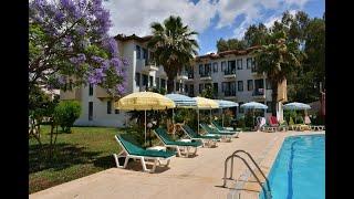 Bezay Hotel 3 Безай отель Турция Фетхие обзор отеля все включено пляж территория