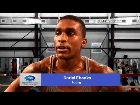 Dariel Ebanks: Team Cayman profile XXI Commonwealth Games