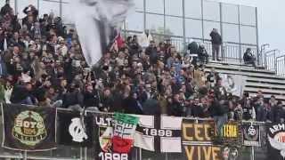 """Pro Piacenza - Ascoli 2014 / 2015 - Coro """"Alè Picchio"""""""