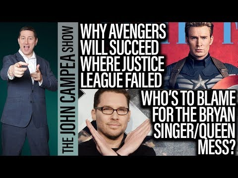 Why Avengers Infinity War Will Succeed Where Justice League Failed - The John Campea Show