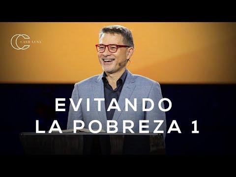 Pastor Cash Luna - Evitando la pobreza   Casa de Dios