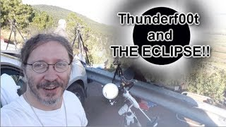 Thunderf00t at the Great American Eclipse 2017!